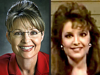 Sarah Palin's early sportscaster days