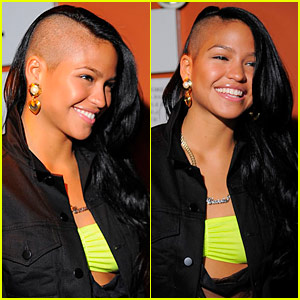 Cassie Ventura's New Haircut