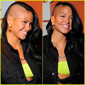 Cassie Ventura's New Haircut