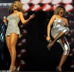 Tina Turner Is Some Kind Of Superhero, I Swear